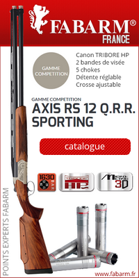 Fabarm Axis QRR RS12