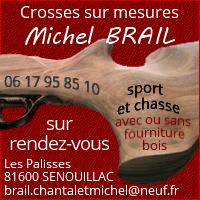 crosses BRAIL